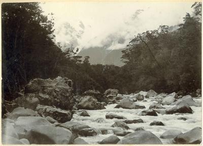River scene, location unidentified