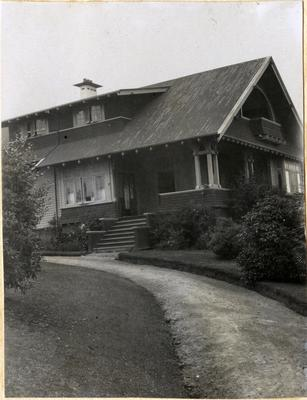 House, unidentified