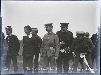 Military Encampment c.1900