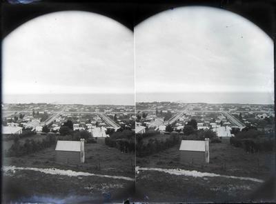 Oamaru view east