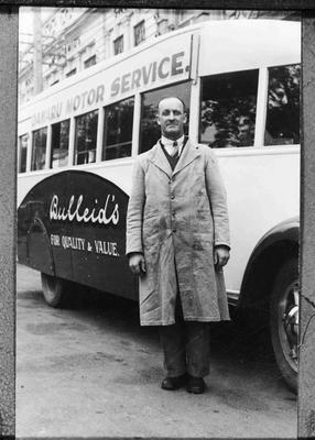 Oamaru Motor Service Bus