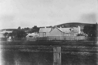 Earl of Seafield's residence, Humber Street