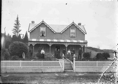 Brown's House