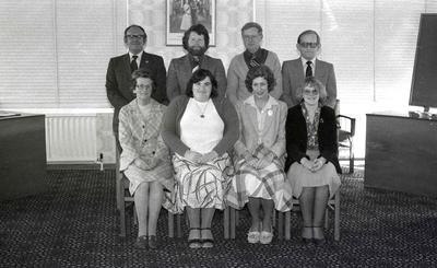 Waihemo County Council staff members. See also P0171.14