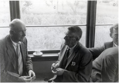 Jack Roy, Wattie Spence and Doug Matheson.