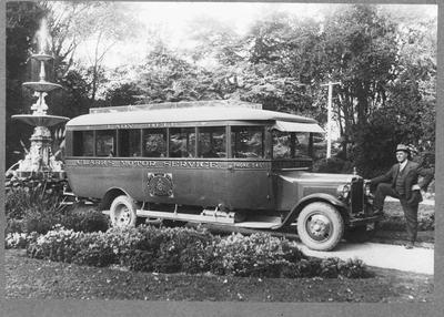 Clarke's Motor Service Maheno