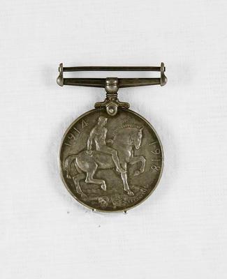 British War Medal; McMillan, William (b.1887, d.1977); 79/0860