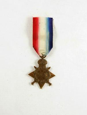 1914-15 Star Medal