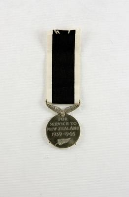 New Zealand War Service Medal