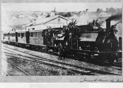 First train to Christchurch