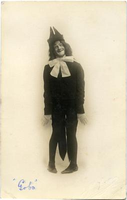"Alfred Leslie in Oamaru Amateur Operatic Society production of ""Les cloches de Corneville""."