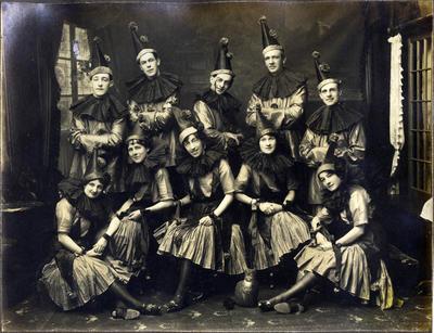 Royal Pierrots, Oamaru 1915 -1919; 2014/43.1.59