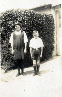 Children in school uniforms; 2014/43.1.95