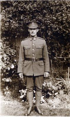 New Zealand soldier, unidentified; 2014/43.1.154
