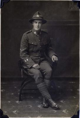 Soldier, unidentified
