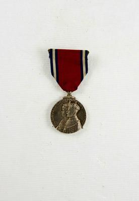 Silver Jubilee Medal 1935