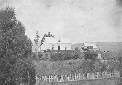 House and Farm Buildings