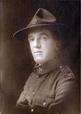 A Orr, New Zealand Army Postal Service