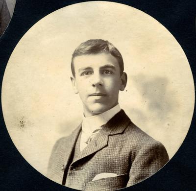 Portrait of a man, unidentified; 2014/43.2.29