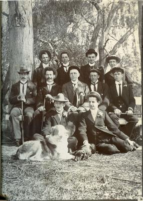 Group of unidentified men; 2014/43.2.68