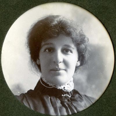 Portrait of a woman, unidentified; 2014/43.2.91
