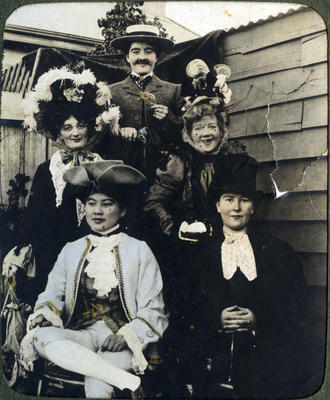 Women in costume