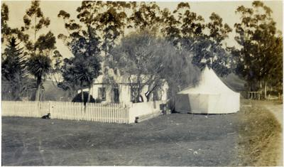 """""""Langwell"""", Waianakarua. Home of Mr and Mrs Angus Ross.; 2014/43.2.97"""