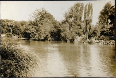 Lake scene, unidentified; 2014/43.2.98