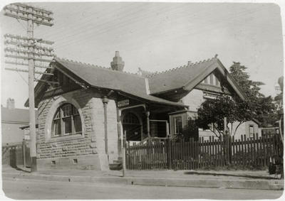 Mount Victoria Post Office, Australia