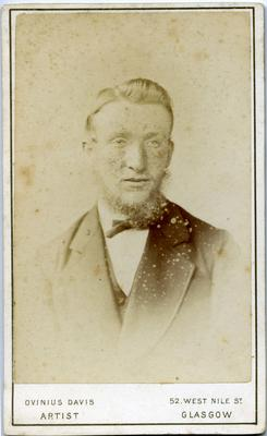 Unidentified man; P0031.0127