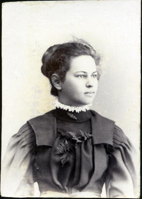 Woman, unidentified