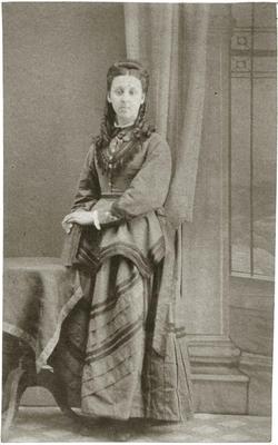 Woman, unidentified