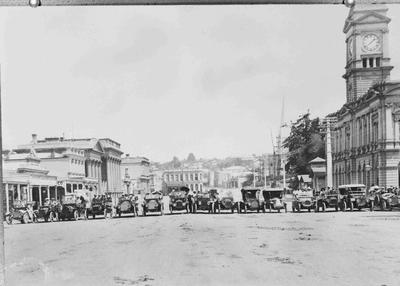 Motor Association of Oamaru 1912