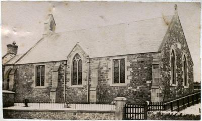 Unidentified parish church