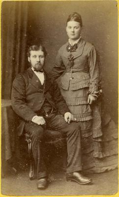 Unidentified young couple