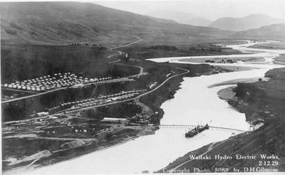 Waitaki Hydro Electric Works