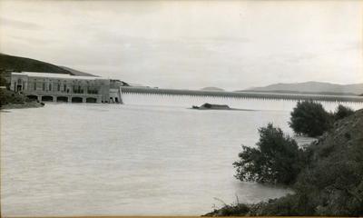 Hydro Electric Power Station Lake Waitaki