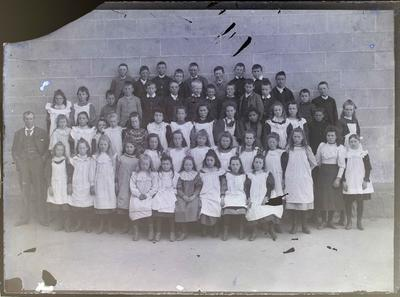 School photo unidentified