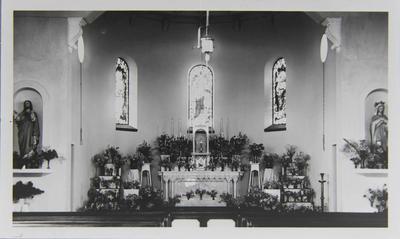 Teschemaker's chapel