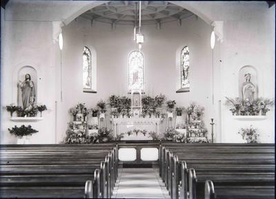 Teschemaker's Chapel interior
