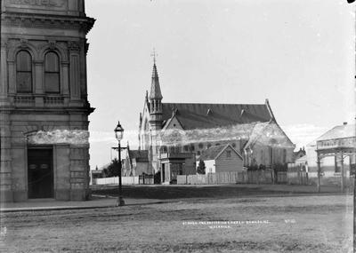 St Paul's Presbyterian Church Oamaru