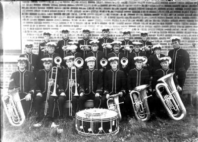 Brass band unidentified
