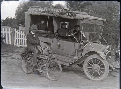 Mr Searle's Bus, Oamaru