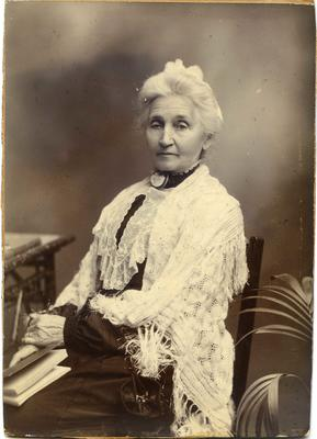Elizabeth Bicknell nee Armstrong