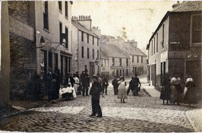 North Strand Street, Stranraer Scotland