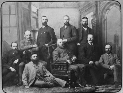Officials and Managers of the New Zealand & Australian Land Company