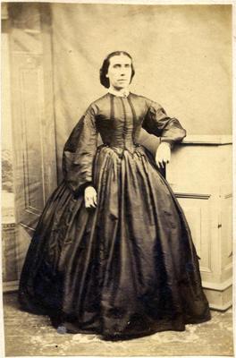 Unidentified older woman