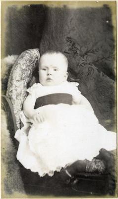 Unidentified baby boy