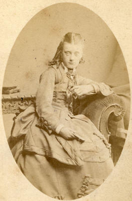 Louisa Jane Gill (nee Brown)