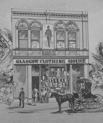 Glasgow Clothing House, Thames Street